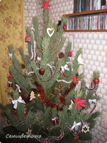 Рождественский веночек фото 13