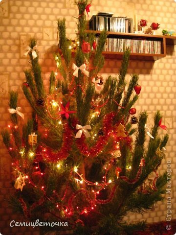 Рождественский веночек фото 14