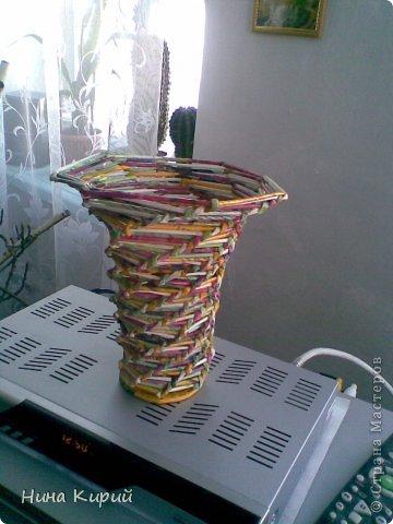 В начале хотела сделать просто образец материалов из которых можно что-то сделать,.. а потом решила, что это столешница для будущего чайного или журнального столика. Сверху будет стекло, и кованные ножки. С этого все началось.... фото 16