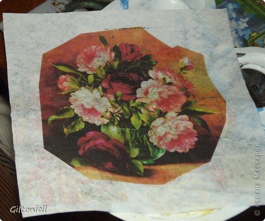 Мастер-класс Декупаж Печать на салфетках Салфетки фото 1
