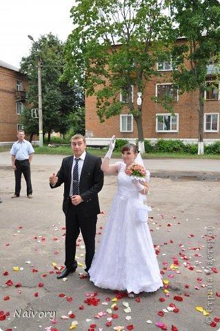 Вот такой свадебный набор, чтобы разбить на свадьбе на счастье фото 12