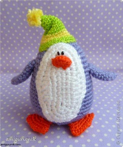 Пингвин Бисер Пряжа