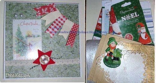 Календари сейчас всюду - в магазинах , в киосках, в блогах :)Насмотрелась, что все делают и тоже несколько сделала :) фото 7