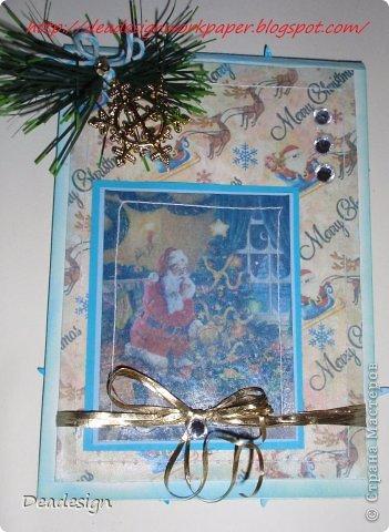Календари сейчас всюду - в магазинах , в киосках, в блогах :)Насмотрелась, что все делают и тоже несколько сделала :) фото 9