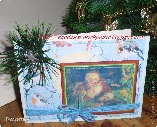 Календари сейчас всюду - в магазинах , в киосках, в блогах :)Насмотрелась, что все делают и тоже несколько сделала :) фото 10