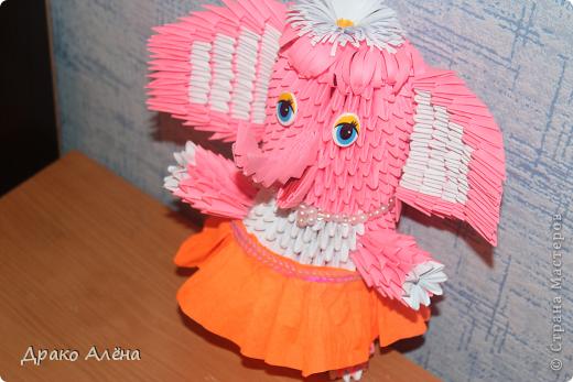 модульное И опять оригами