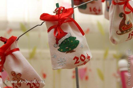 Новый год Вышивка крестом