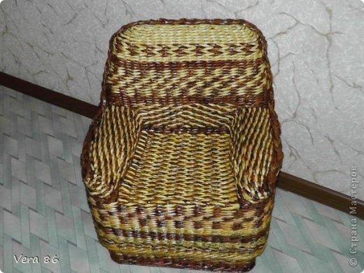 Плетение Кресло? Не-а Трон