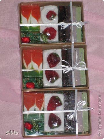 Упаковка для мыла. фото 12