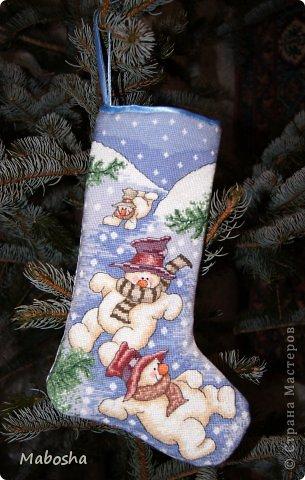 год Вышивка Рождественские