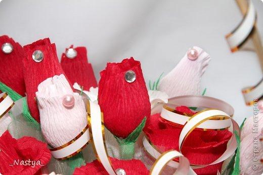 Корзинка конфетная фото 5