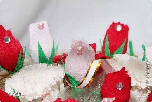 Корзинка конфетная фото 7