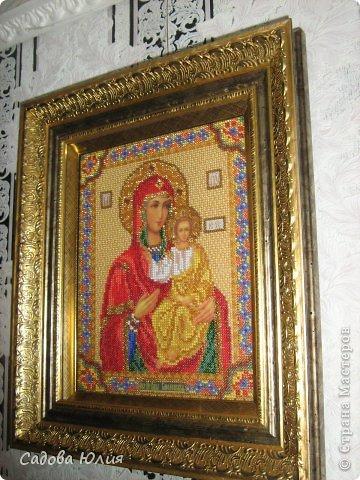 Вышита она по случаю Денька Рождения моей возлюбленной бабушки.2.3.4.По преданию, Смоленская икона написана святым...