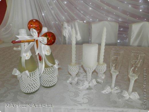 Декор предметов Свадьба очень очень много фото фото 9
