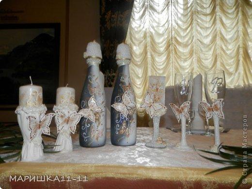 Декор предметов Свадьба очень очень много фото фото 2