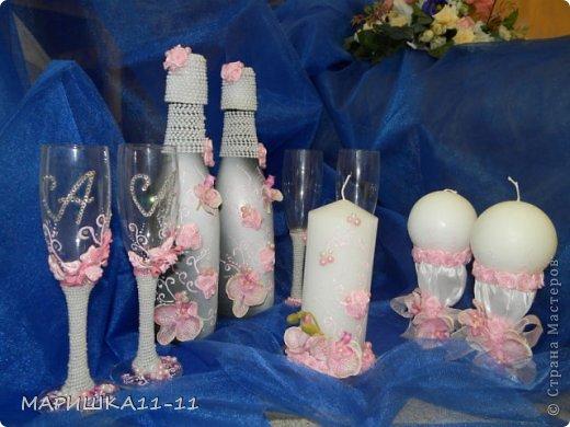 Декор предметов Свадьба очень очень много фото фото 4