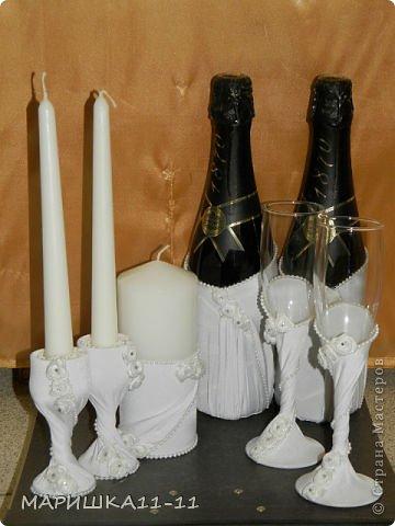 Декор предметов Свадьба очень очень много фото фото 6