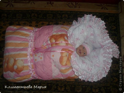 Сшить трансформер для новорожденного фото 983