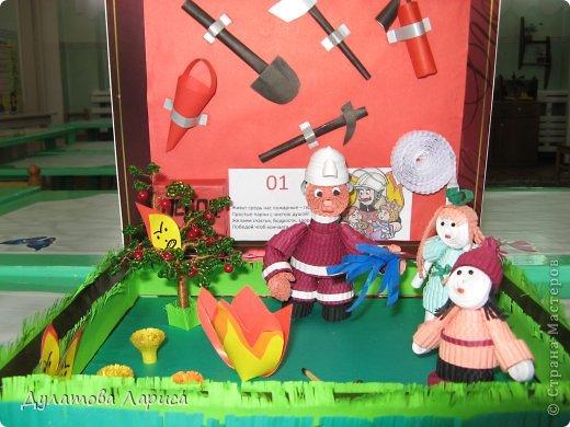 Как сделать пожарного своими руками для детского сада