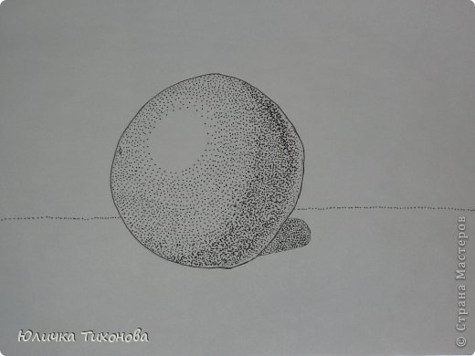 Здравствуй Дорогие Мастера! Хочу на этот раз Вам представить мои рисунки выполненные в графике, которые рисовала на парах...  Натюрморт. Выполненная карандашом.  фото 3