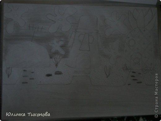 Здравствуй Дорогие Мастера! Хочу на этот раз Вам представить мои рисунки выполненные в графике, которые рисовала на парах...  Натюрморт. Выполненная карандашом.  фото 14