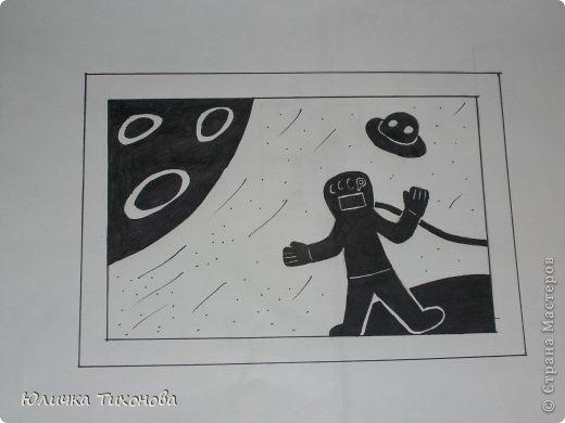 Здравствуй Дорогие Мастера! Хочу на этот раз Вам представить мои рисунки выполненные в графике, которые рисовала на парах...  Натюрморт. Выполненная карандашом.  фото 17