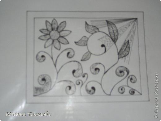 Здравствуй Дорогие Мастера! Хочу на этот раз Вам представить мои рисунки выполненные в графике, которые рисовала на парах...  Натюрморт. Выполненная карандашом.  фото 21