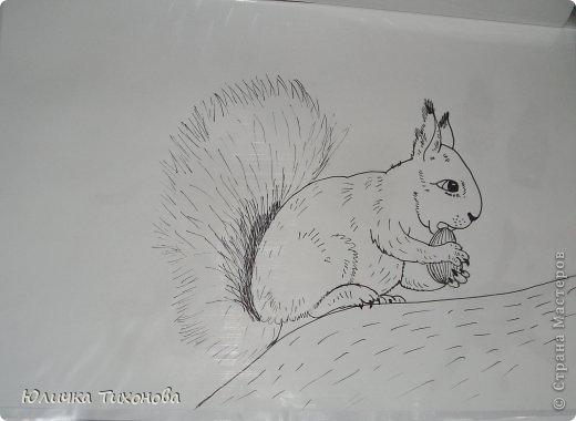 Здравствуй Дорогие Мастера! Хочу на этот раз Вам представить мои рисунки выполненные в графике, которые рисовала на парах...  Натюрморт. Выполненная карандашом.  фото 22