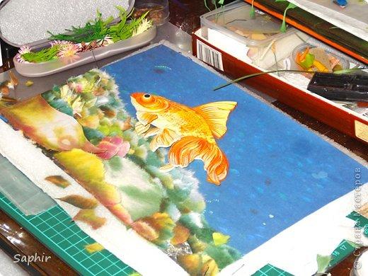 Золотая рыбка.  фото 15