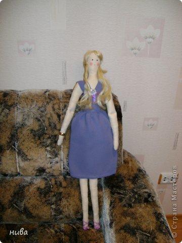 Интерьерная кукла. Мой дебют. фото 1