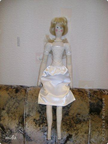 Интерьерная кукла. Мой дебют. фото 2