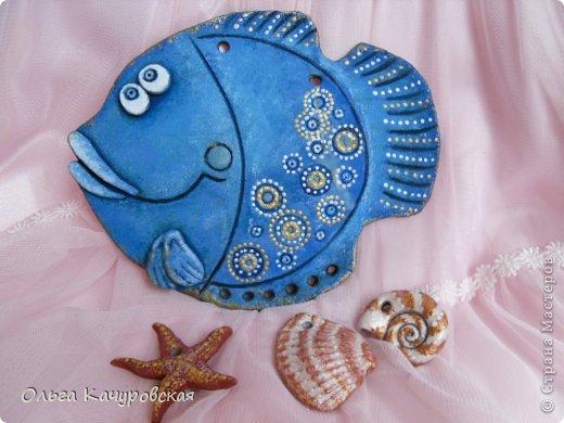 Поделка изделие 23 февраля 8 марта День рождения Лепка Мыши и коты   Рыбки и  цветы -   Тесто соленое фото 18