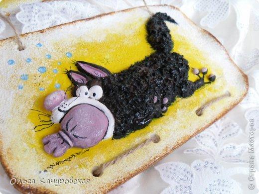 Поделка изделие 23 февраля 8 марта День рождения Лепка Мыши и коты   Рыбки и  цветы -   Тесто соленое фото 52