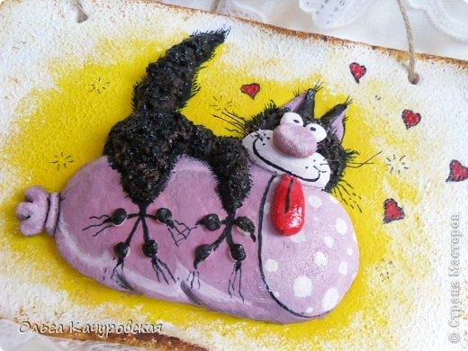 Поделка изделие 23 февраля 8 марта День рождения Лепка Мыши и коты   Рыбки и  цветы -   Тесто соленое фото 48