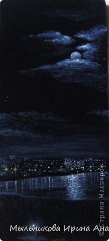 """Панорама ночеого Кургана """"Вид из окна"""" фото 4"""