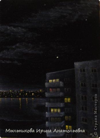 """Панорама ночеого Кургана """"Вид из окна"""" фото 5"""