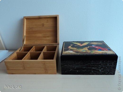Коробка для чайных пакетиков фото 5