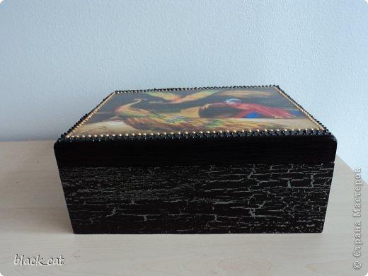 Коробка для чайных пакетиков фото 3