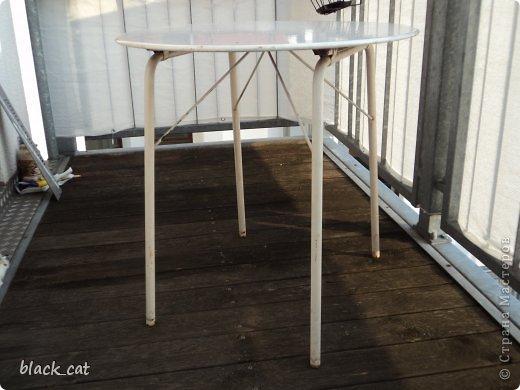Стол для балкона фото 2