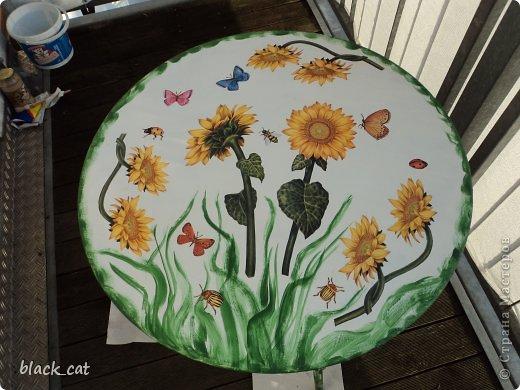 Стол для балкона фото 1