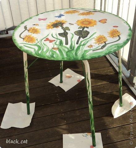 Стол для балкона фото 4
