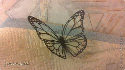 Поделка изделие Вырезание Бабочки Бумага фото 6