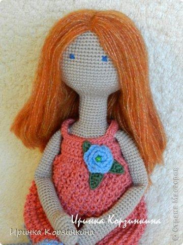 Куклы Вязание крючком Вязание