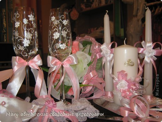 Бутылка шампанского своими руками невеста