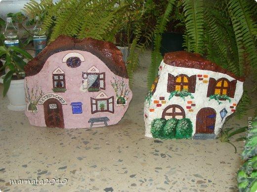 Большие дома материал природный фото 1