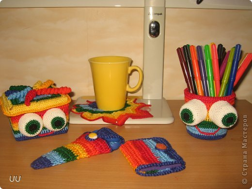 Вязание Вязание крючком
