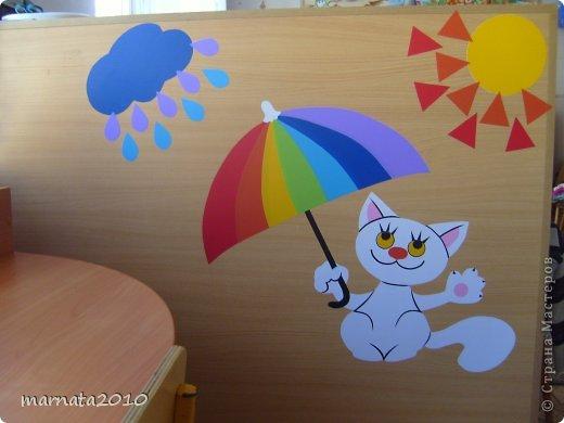 живопись в детском саду: