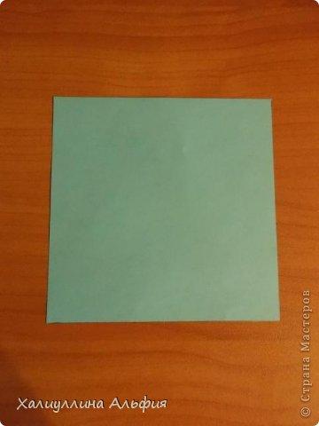 """Эту модель я нашла в книге Томоко Фусэ """"Многогранники"""". Она проста в сборке (в книге помечена двумя звездочками сложности). Для ее сборки НЕ нужен клей. Только бумага и немного терпения. фото 2"""