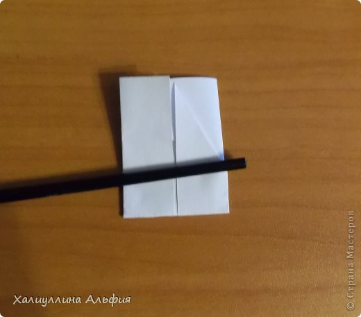 """Эта кусудама очень проста в сборке. Ее я делала по видео-мастерклассу TadashiMori на ютубе. Вот и ссылка: http://www.youtube.com/watch?v=E5pAdiKKsRQ&feature=player_embedded Оригинал https://www.flickr.com/photos/mancinerie/5158402157/in/set-72157625705249454  Мне она немного напомнила всем известную """"Электру"""". Потому что в нее с таким же удовольствием можно """"посадить"""" любые цветочки. А вообще, она сама по себе красива, на мой взгляд. Для сборки совсем не нужен клей. Только бумага, час времени и терпение. фото 10"""