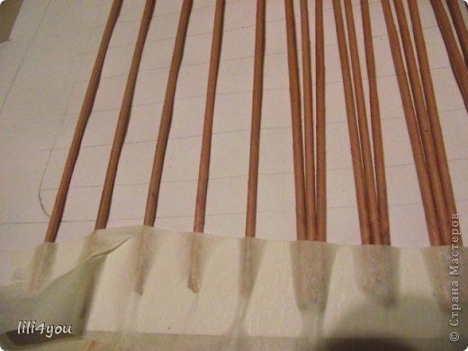 Мастер-класс Поделка изделие Плетение А теперь немного о мебели  + МК Бумага газетная Трубочки бумажные фото 8